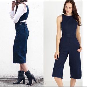 91:LTD Denim x Cotton On Jumpsuit